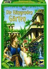 Die Hängenden Gärten, Brettspiel, Hans im Glück, 2-4 Spieler ab 8 Jahren