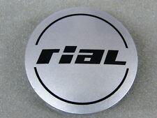 Original RIAL Nabenkappen N23 silber für Alufelgen Nabendeckel N 23 56/60 mm