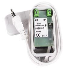 Empfänger Berner BHE325 230V Funkempfänger, 868MHz 2Kanal Torantriebe Garagentor