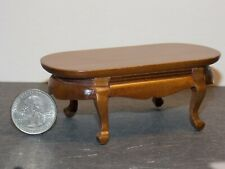 GW026 Dollhouse Miniature Unfinished Coffee Table
