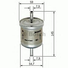 ENGINE FUEL FILTER OE QUALITY REPLACEMENT BOSCH 0450905976