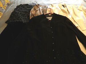 Lot Women's Vintage Dresses  Quality Party Evening Wear  Sizes 8-10  CHEAP!!