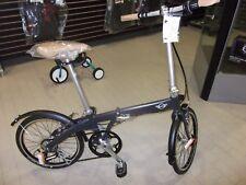 Mini Cooper Folding Bicycle Dark Grey