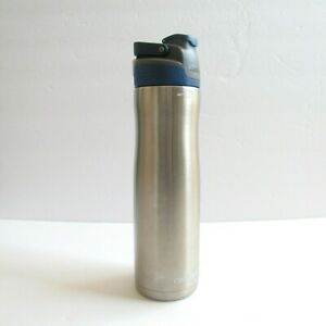 Contigo Autoseal Chill Stainless Steal Water Bottle 24 OZ SS Monaco Insulated