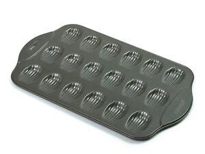 Norpro 18 Mold Nonstick Mini Madeleine Pan