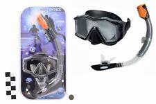 Intex Schnorchelset Explorer pro Tauchmaske Taucherbrille Schnorchel
