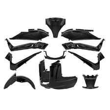 Kit carénage noir brillant 11 coques YAMAHA X-Max Skycruiser Xmax NEUF