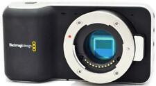 BLACKMAGIC DESIGN 1080p POCKET CINEMA MICRO 4/3 SUPER 16 DIGITAL VIDEO CAMERA