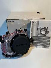 Olympus PT-E02 Underwater Case