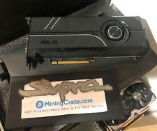 Nvidia 1070 GTX GeForce ASUS TURBO 1070 8GB (TURBO-GTX1070-8G) BLOWER GPU