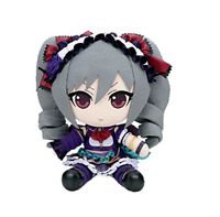 Idol master Cinderella Girls Plush Ranko Kanzaki GIFT Stuffed toy Doll JAPAN