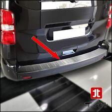 Protezione soglia carico Opel Vivaro III C Zafira Life acciaio SATINATO paraurti