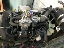 GM 3.0 L  LPG or GAS - NEW - OLD STOCK ENGINE Set up for 2012 or newer JLG Boom