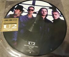 U2 Red Hill Mining Town RSD picture Disc Joshua Tree Limited