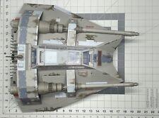 """1/12 scale Star wars 6"""" figure black series ESB Hoth Snowspeeder vehicle only"""