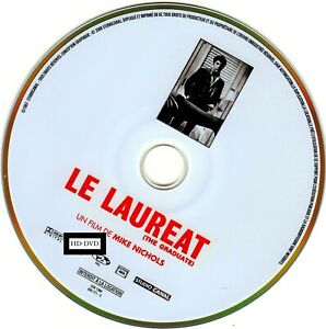 LE LAUREAT - HD-DVD - VERSION FRANÇAISE ***