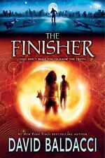 The Finisher by David Baldacci (2014, Hardcover) New Free U.S. Shipping