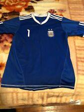 AFA Argentina Soccer Jersey Sz M, 1# Tony, Argentina Futbol Club Jersey 🔥🔥