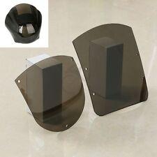 Windshield Quarter Fairing For Harley XL 88-up FXR 86-94 Dyna models 95-05 04 03