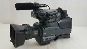Sony HDV 1080i Mini DV Camcorder-HVR-HD1000U