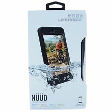 LIFEPROOF NUUD CASE FOR IPHONE 6S PLUS BLACK SUPM46144 BRAND NEW 100% AUTHENTIC