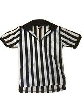 Reda Referee Black & White Jersey / Collared Shirt (Unisex - Size Small)
