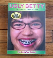 Ugly Betty: The Complete First Season DVD Box Set [SEALED]