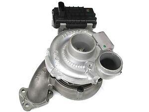 Turbocharger Mercedes C320 E320 E280 G280 ML280 ML320 R320 R280 CDI + Gasket kit