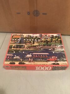 Base Art Hometown Collection - 1000 Piece Jigsaw Puzzle