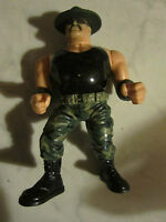 WWF Hasbro 1990's Action Figure SERGENT SLAUGHTER wwe GIG