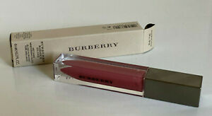 NEW! BURBERRY KISSES MOISTURIZING LIP GLOSS - ROSEWOOD
