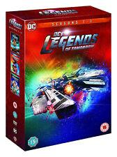 LEGENDS OF TOMORROW COMPLETE SERIES 1-3 DVD Victor Garber UK Rel New Sealed R2