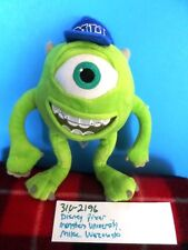 Disney Pixar  Monters University Mike Wazowski plush(310-2196)