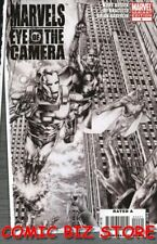 MARVELS: EYE OF THE CAMERA #4 (2009) 1ST PRINT VARIANT BAGGED & BOARDED MARVEL