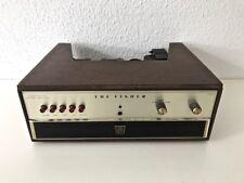 "THE FISHER X-101-C Tube Amplifier / Röhrenverstärker ""NOT TESTED"""