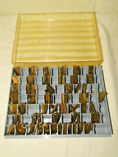 New Hermes Brass Engraving Font 35 016 Miniature Script Old No 159 224 Pieces