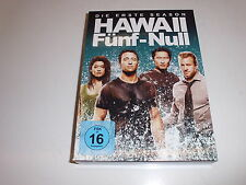 DVD  Hawaii Five-0 - Die erste Season (6 DVDs) In der Hauptrolle Alex O'Loughlin