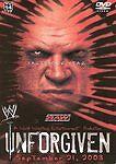 Unforgiven (2003) Dvd 2003
