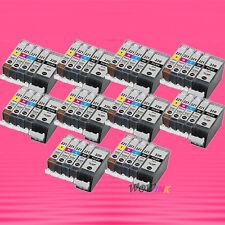 50 NON-OEM INK alternative for CANON PGI220 CLI221 PIXMA iP3600 iP4600 iP4700