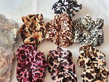 Joblot 40 pcs  hair Bobble Mixed colour hair scrunchies NEW wholesale lot E