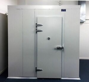 DIY Coolroom Kit - 2.4 x 1.8 x 2.4m - Easy to Install - 2.33kw - Flat-Packed