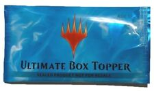 Magic: the Gathering MTG ULTIMATE MASTERS BOX TOPPER FOIL PROMO BOOSTER PACK