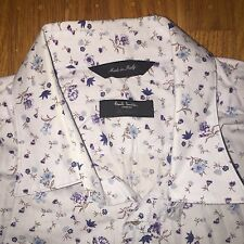 """Paul Smith London """"The Byard"""" casual shirt - floral patterned - men's 16"""