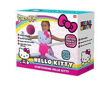 HELLO KITTY Stretchkins Life-size Plush Toy Fun Play Dance, Exercise With NIB