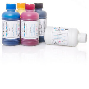 NOVA-X® DTEX PRO | 250ml | Pigment Textiltinte | T-Shirtdruck | Textildruck