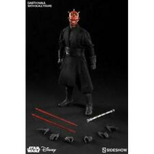 """1/6 Scale 12"""" Star Wars Darth Maul Duel on Naboo Action Figure - NEW SEALED MIB"""