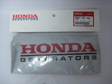 Honda EU1000i EU1000 Generator Silver COVER Free Ship