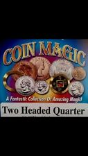 Double Sided Quarter - 2 Heads - Magic Trick