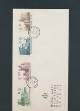 XC25533 Great Britain 1988 castles monuments good FDC used