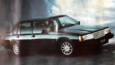 wonderful beauty-poster VOLVO 940 1995 - ltd.ed. from Sweden - 100 x 70 cm